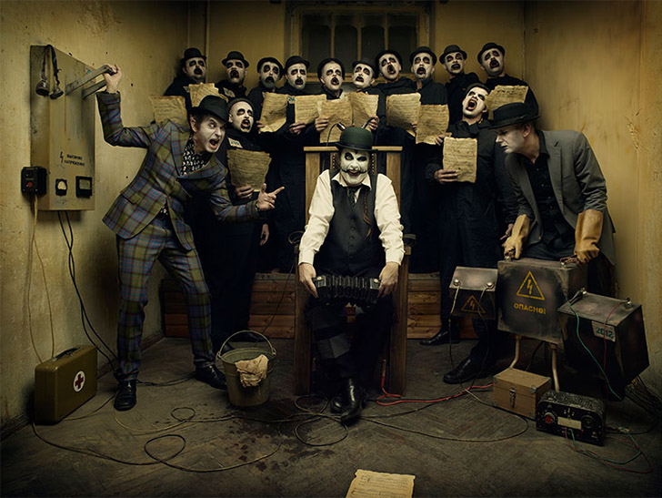 The Tiger Lillies Band Photo (c) The Tiger Lillies