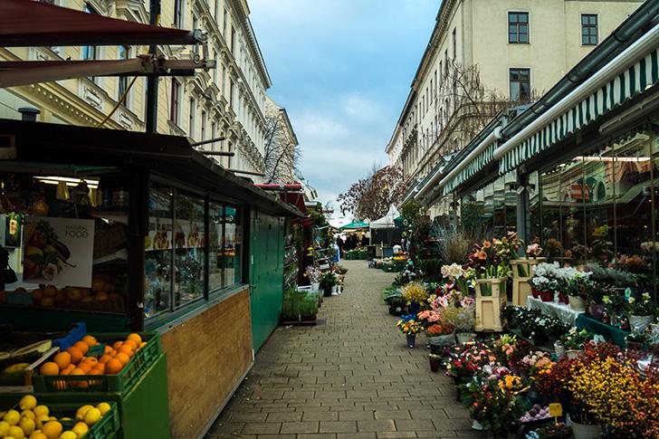 Der Kutschkermarkt (c) STADTBEKANNT