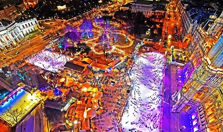 Wiener Eistraum (c) Stadt Wien Marketing