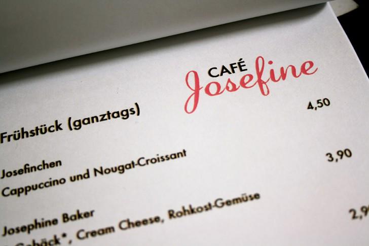 Café Josefine Frühstück ganztags (c) STADTBEKANNT