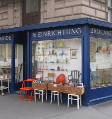 Catrinette Eingang (c) STADTBEKANNT Moser