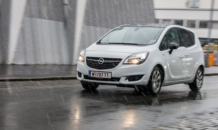 Opel Meriva (c) STADTBEKANNT Adamek