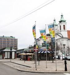 Rochusmarkt (c) STADTBEKANNT Mallmann