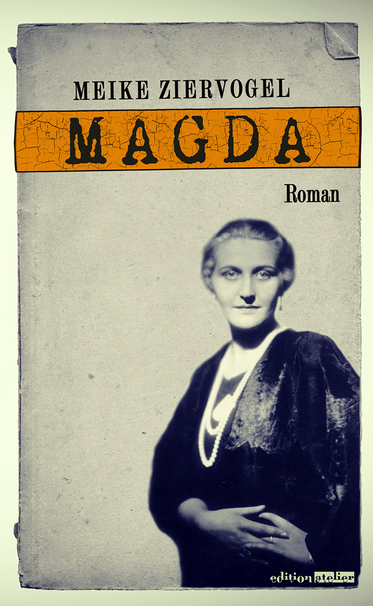 Cover: Magda (c) Edition Atelier