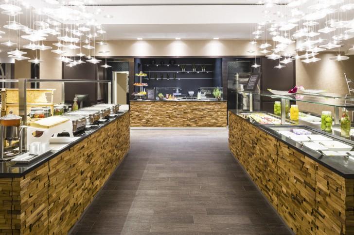 Brunch Buffet Parkring Restaurant (c) Vienna Marriott Hotel
