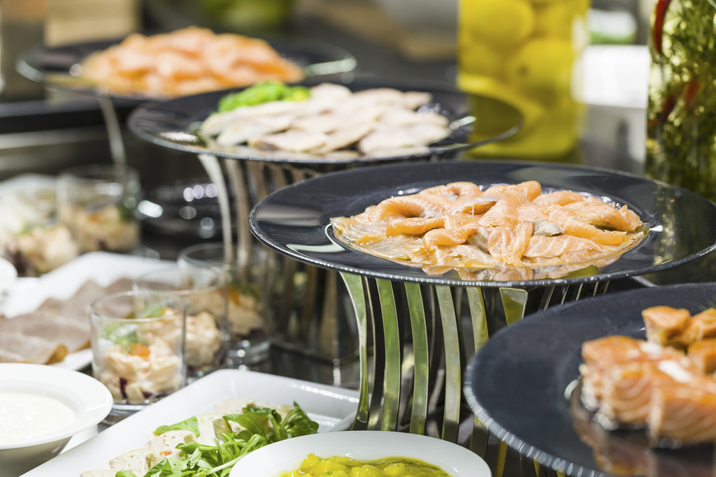 Brunch Buffet Parkring Restaurant (c) Vienna Marriott Hotel
