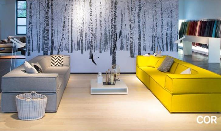COR Sofa (c) COR - interlübke