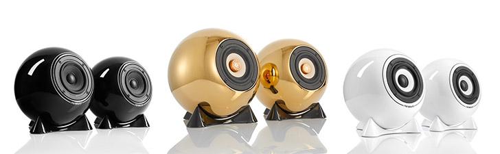 """Porzellan- Speaker vom Wiener Label """"mo sound"""""""
