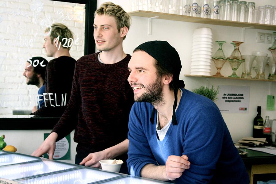 Schelato Philipp und Luciano (c) STADTBEKANNT
