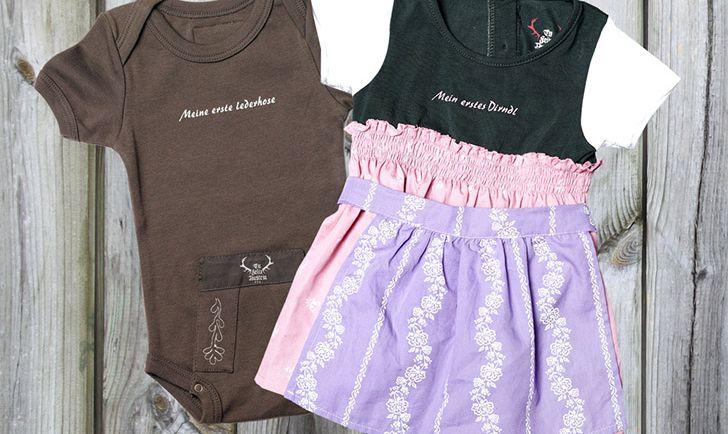 Baby Bodies im Dirndl- und Lederhosenlook (c) stadtbekannt.at