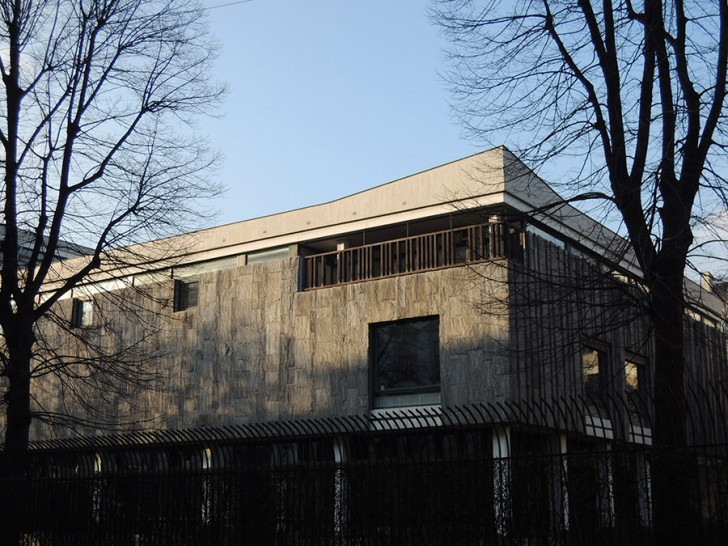 ehemalige deutsche Botschaft (c) STADTBEKANNT Mallmann