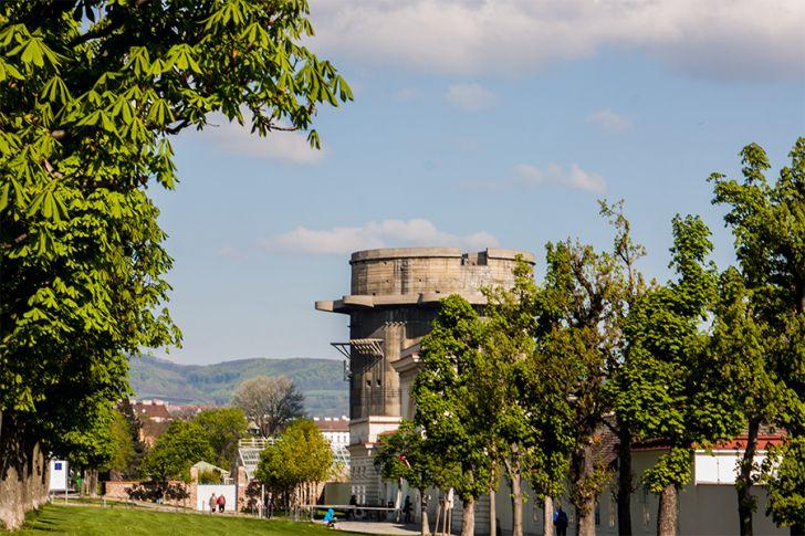 Augarten Flakturm (c) STADTBEKANNT