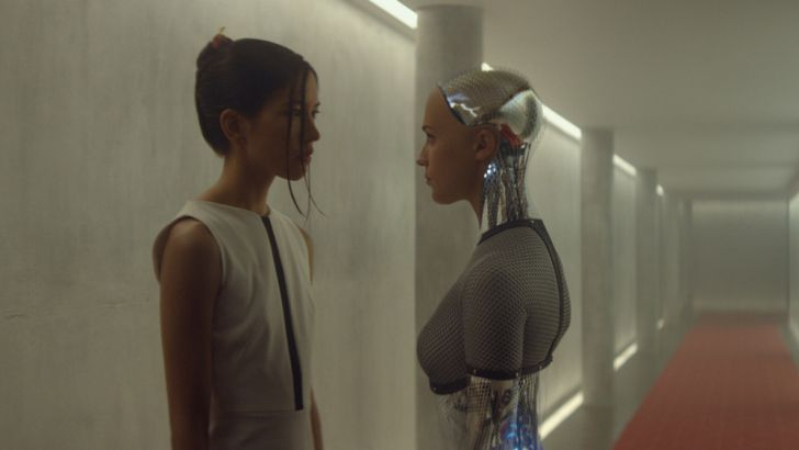 Ex Machina (c) 2015 Universal-Pictures