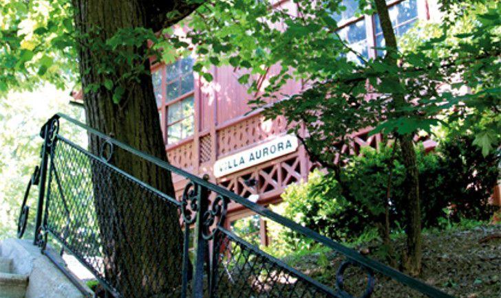 Villa-Aurora-Eingang