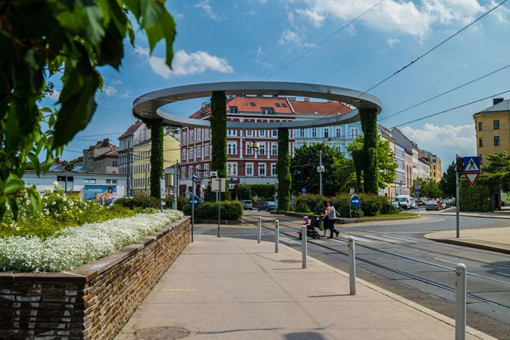 Augarten Gaussplatz (c) STADTBEKANNT