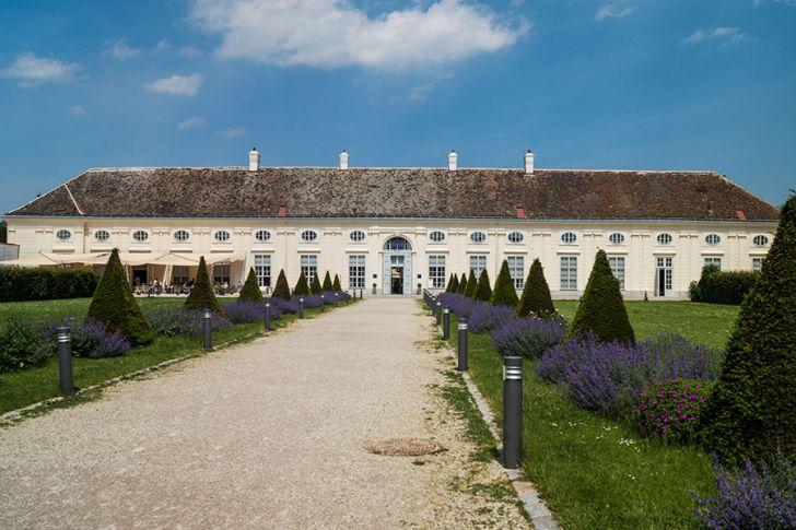 Augarten Jagdschloss (c) STADTBEKANNT