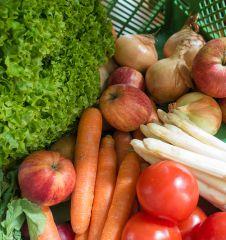 Bioigel Kistl Gemüse Obst (c) STADTBEKANNT