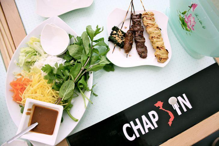 Chap In Speisen (c) STADTBEKANNT