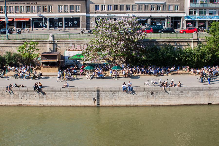 Donaukanal (c) STADTBEKANNT