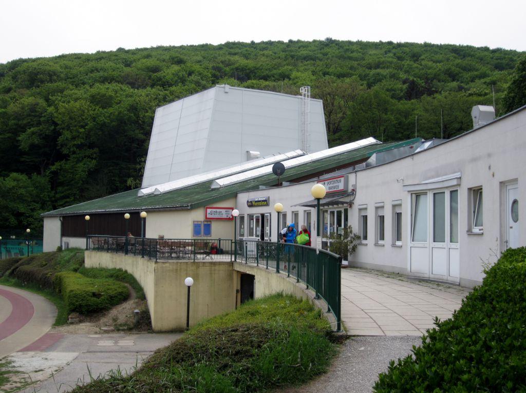 Kletterhalle Marswiese Außenansicht (c) STADTBEKANNT