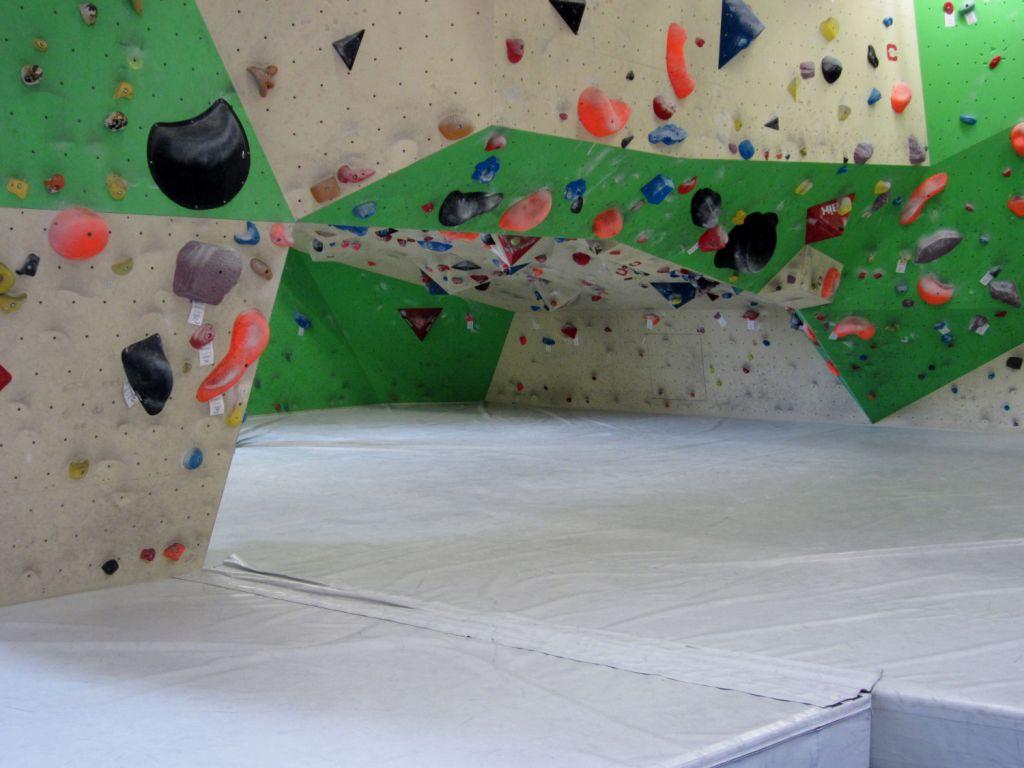 Kletterhalle Marswiese Boulder (c) STADTBEKANNT