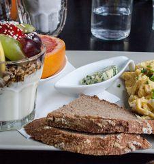 Kulturzentrum Cafe 7Stern Frühstück (c) STADTBEKANNT