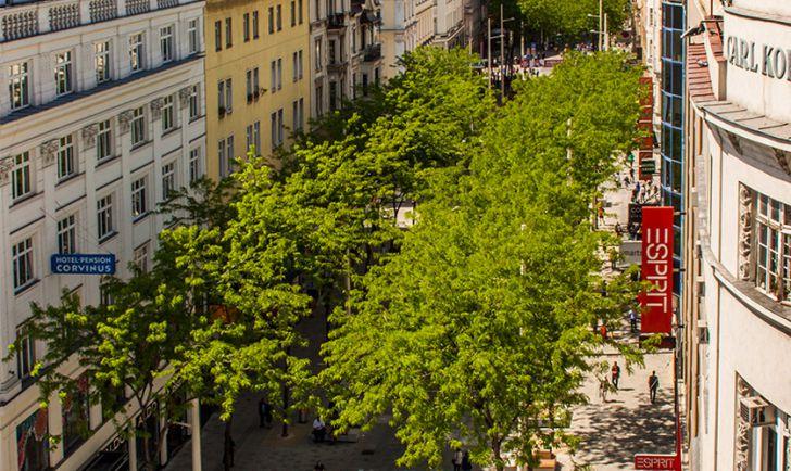 Mariahilfer Straße (c) STADTBEKANNT