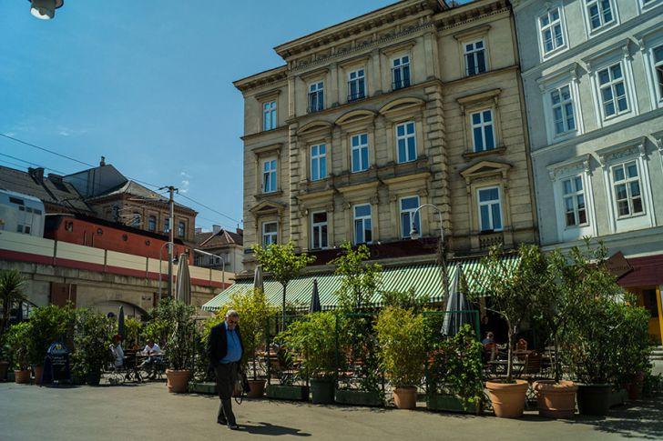 Radezkyplatz Weissgerberviertel (c) STADTBEKANNT