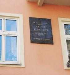 Schnitzler Geburtshaus (c) STADTBEKANNT Mallmann