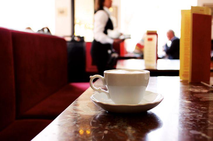 Wiener Kaffeehaus Dommayer (c) STADTBEKANNT Fontanesi