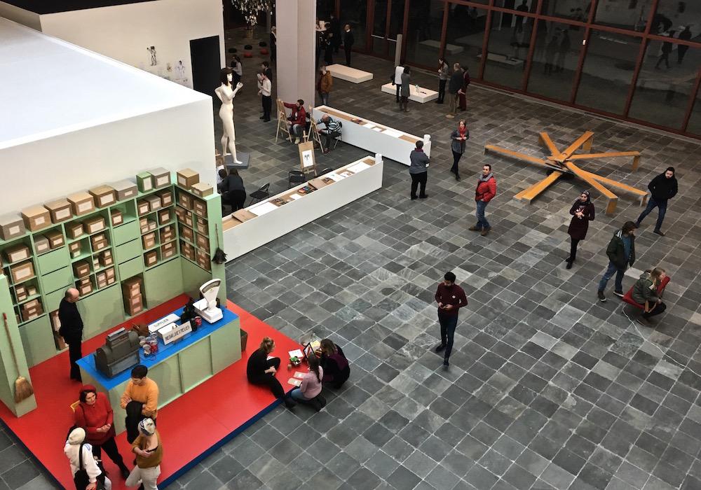 21er Haus Duett mit Künstler_in - Ausstellungshalle (c) STADTBEKANNT