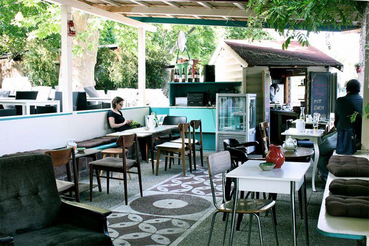 Cafe Vinylo Lokal (c) STADTBEKANNT