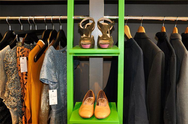 Das neue Schwarz Geschäft Kleider (c) STADTBEKANNT