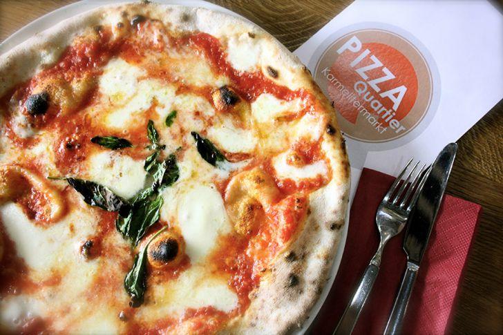 Pizza Quartier Pizza (c) STADTBEKANNT
