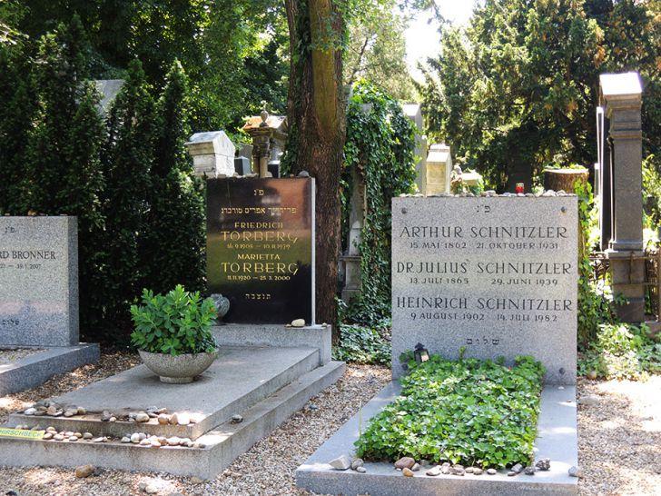 alter jüdischer Friedhof Grabstätte (c) STADTBEKANNT