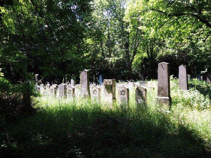 alter jüdischer Friedhof (c) STADTBEKANNT