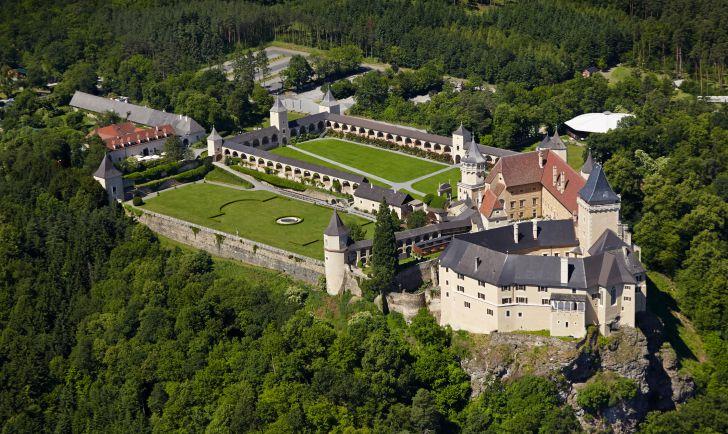 Schloss Rosenburg (c) Lichtstark