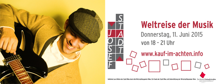 Weltreise der Musik (c) Kaufleute der Josefstadt