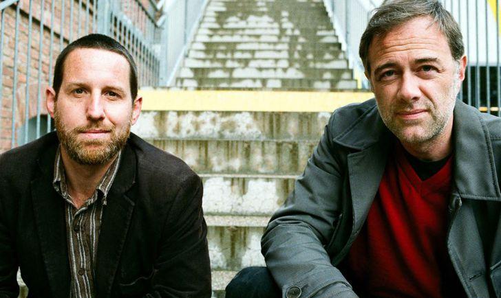 Georg Steker & Thomas Desi (Künstlerische Leiter) (c) Nick Mangafas