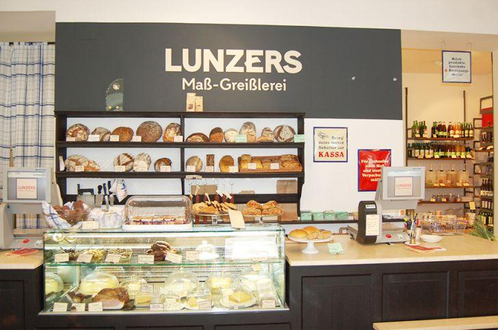 Lunzers Maß-Greißlerei Theke (c) STADTBEKANNT