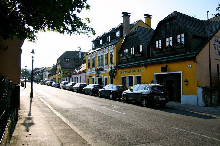 Neustift am Walde Rathstraße (c) STADTBEKANNT