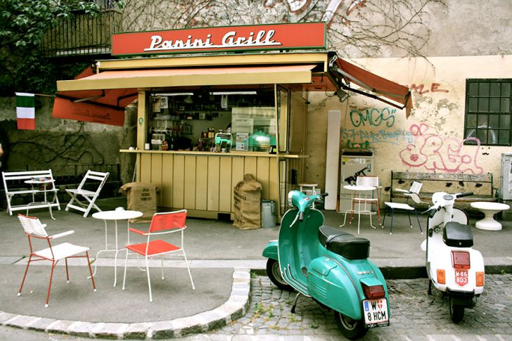 Panini Grill (c) STADTBEKANNT Nohl