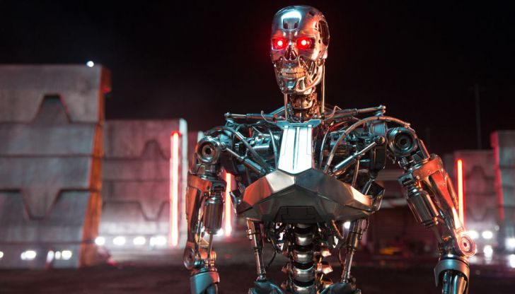 Terminator Genisys (c) 2015 Universal Pictures