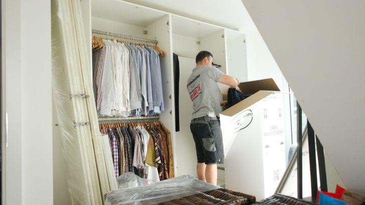 Umziehen leicht gemacht - Einpackservice (c) Die Möbelpacker