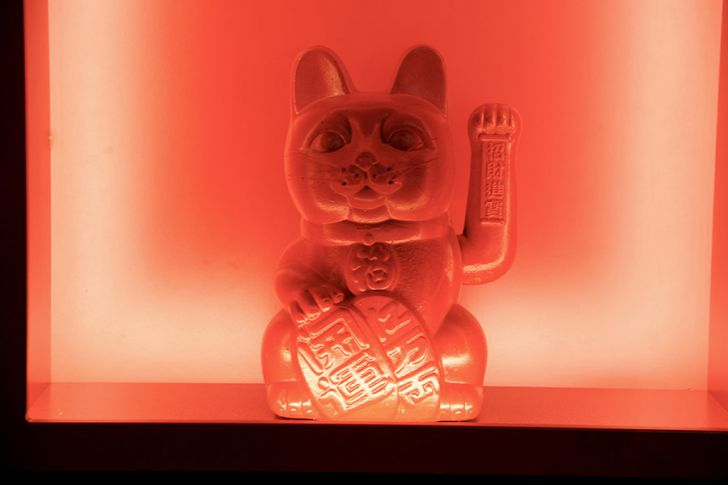 ChinaBar an der Wien Katze (c) STADTBEKANNT
