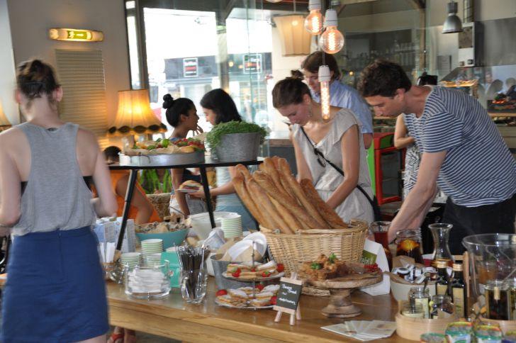 7Stern Frühstücksbuffet (c) Elmar Baumann