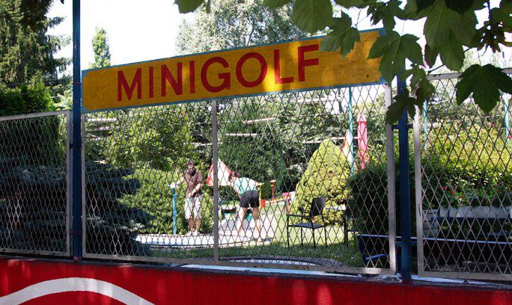 Minigolf (c) STADTBEKANNT
