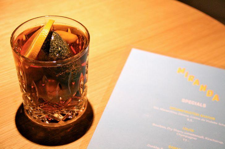 Miranda Bar Getränk (c) STADTBEKANNT