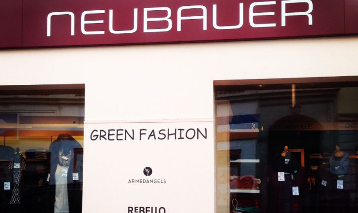 Neubauer Mode Eingang (c) Neubauer Mode