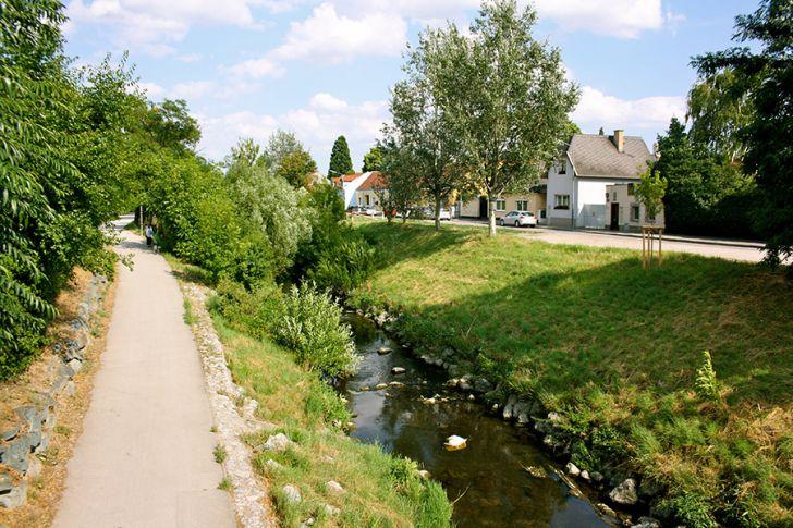 Oberlaa Liesingbach (c) STADTBEKANNT